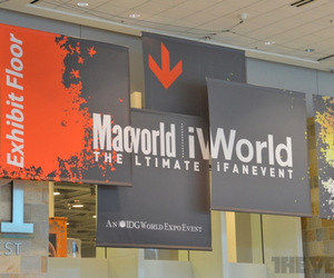 Gallery Photo: Macworld 2012 in pictures