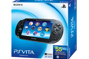 PS Vita Launch Day bundle press