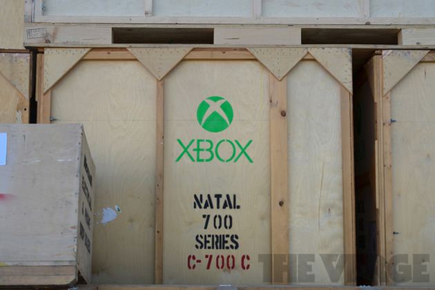Xbox Logo Natal Crate Stock 1020