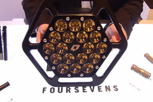 4Sevens XM18 15,000 lumen light