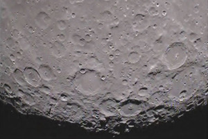 NASA GRAIL Mission Footage of the far side of the moon