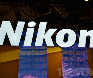 Nikon Logo CES Stock 1020