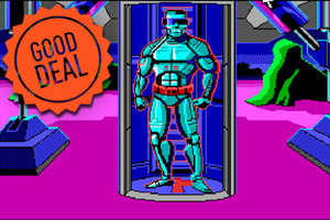 Space Quest Good Deal