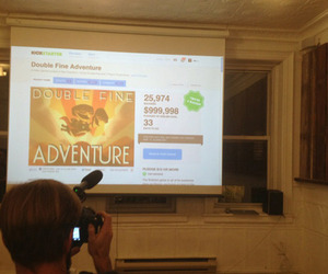 Double Fine Adventure About To Hit 1 Million Dollars