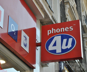 Phones4U watermark stock