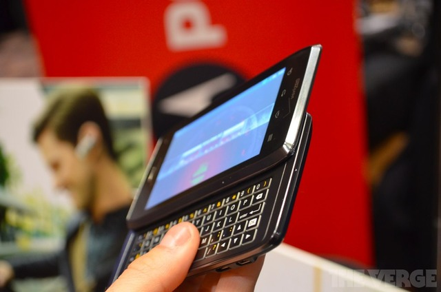 Gallery Photo: Motorola Droid 4 hands-on pictures