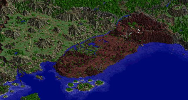 World of Warcraft Maps