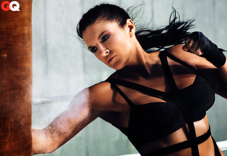 In The Blood Movie Gina Carano Gina Carano s new movie In the