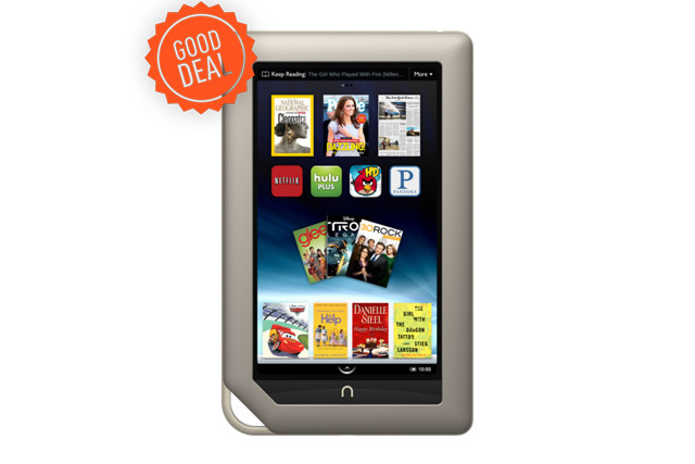 Good Deal Nook Tablet