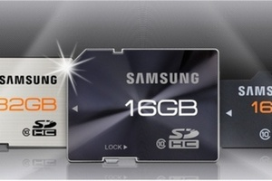 Samsung Memory Cards