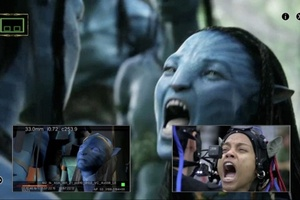 Avatar iTunes Extras special edition
