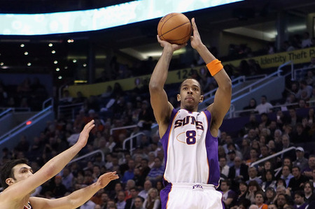 Dear Channing Frye, please hit your open 3s. Thanks, Suns fans