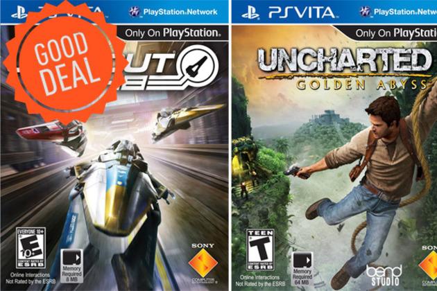 Good Deal Amazon Vita Games