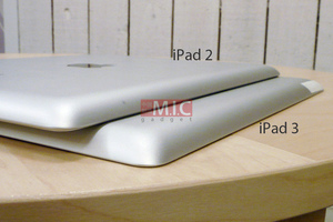 mic gadget ipad 3