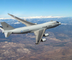 Airborne Laser Testbed flight Boeing