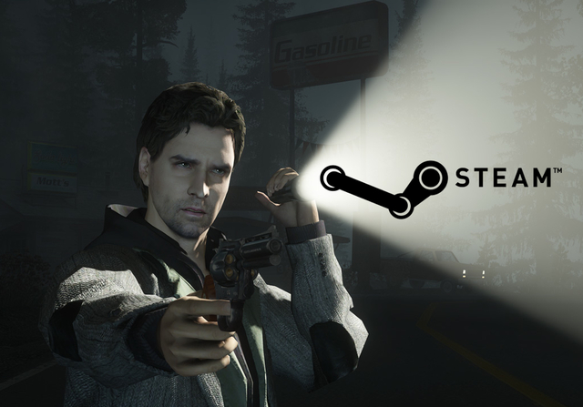 Alan Wake PC Steam