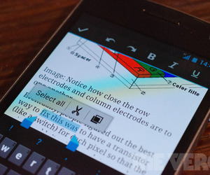 Google Docs Android update improved (1020)