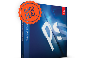 Photoshop CS5 Extended Good Deal