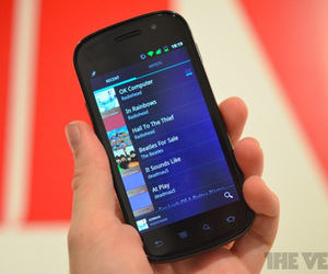 Google Music hands-on