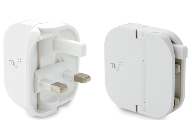 MU folding plug