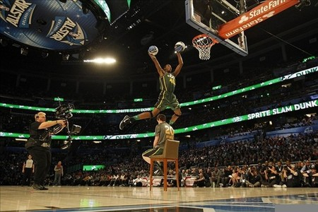 NBA Slam Dunk Contest 2012: Jeremy Evans Wins Disastrous Event ...