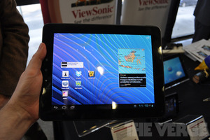 Gallery Photo: ViewSonic ViewPad E100 hands-on photos