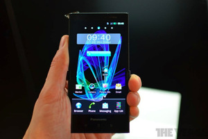 Gallery Photo: Eluga 5-inch prototype and Eluga hands-on pictures