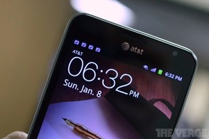 Gallery Photo: Samsung Galaxy Note for AT&T hands-on photos