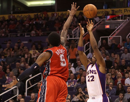 The Suns need improved shooting from their wing players. Can Michael Redd provide it?