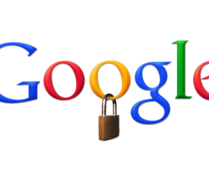 Google lock privacy
