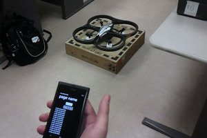 Windows Phone 7 Proof of Concept AR.Drone Quadcopter Remote App 640