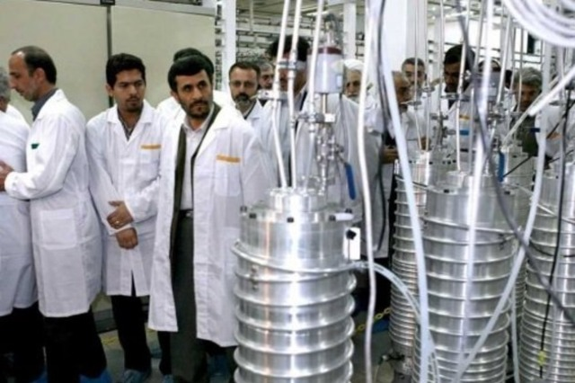 Iran nuclear