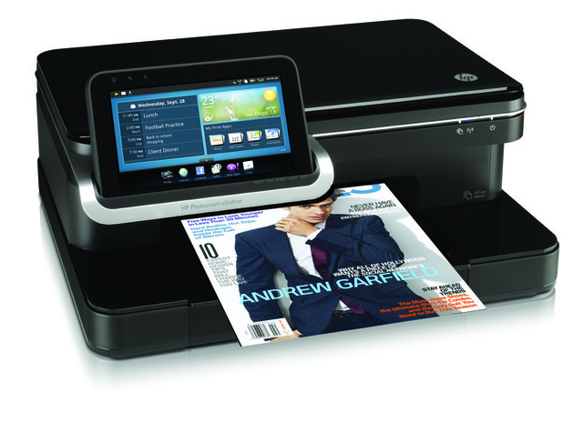 HP and Conde Nast ploy to sell printer ink