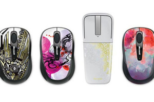 Microsoft mice artist edition