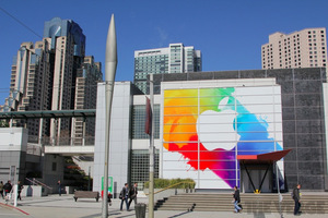 Gallery Photo: Apple iPad 3 event stock Yerba Buena 1024