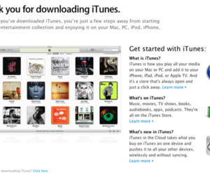 iTunes 10.6