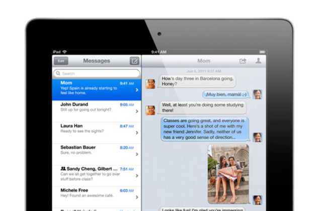 Gallery Photo: New iPad press images