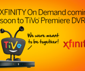TiVO Xfinity On Demand