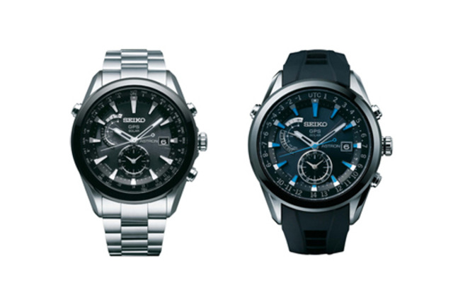 Seiko Astron GPS watches