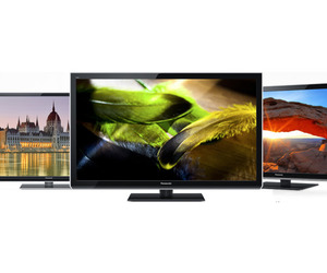Panasonic Viera Lineup 2012