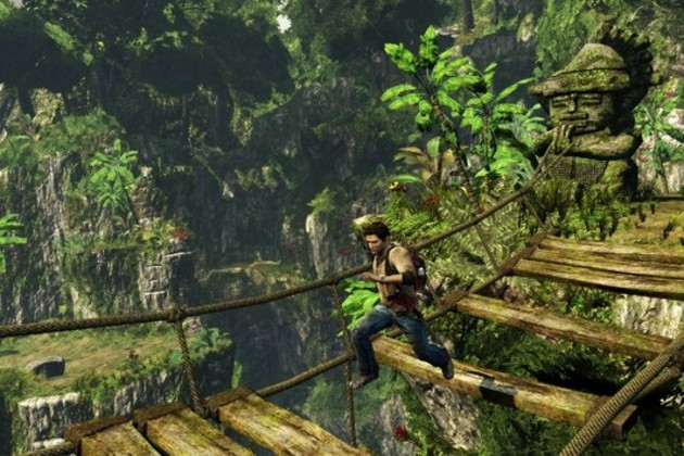 uncharted golden abyss review screen 6