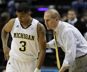 NCAA TOURNAMENT 2012 Bracket Update: Michigan Is No. 4 Seed, Will Face Ohio On ...