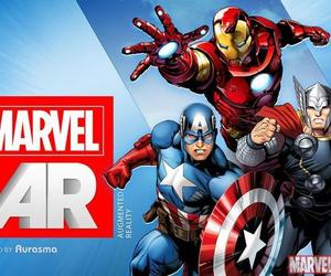 Marvel AR augmented reality