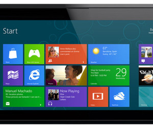 nokia windows 8 tablet mockup