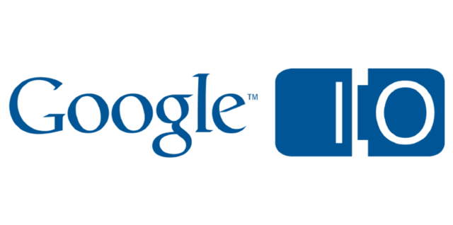 Google I/O logo