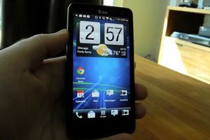 HTC Vivid for AT&T with Android 4.0 hands-on