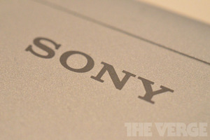 Sony laptop logo (1020)