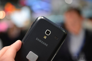 Gallery Photo: Samsung Galaxy Ace 2, Galaxy Ace Plus, Galaxy Mini 2 hands-on
