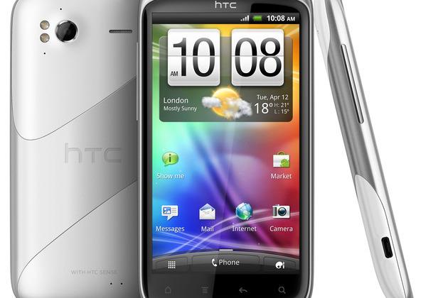 HTC Sensation (white)