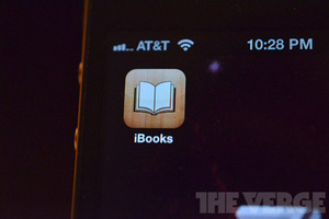 iBooks iPhone Icon 640